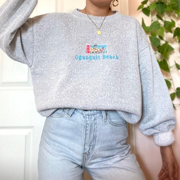 Vintage Ogunquit Beach Sweatshirt